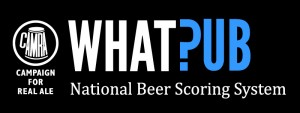 WhatPub_BeerScoringLogo (Black)